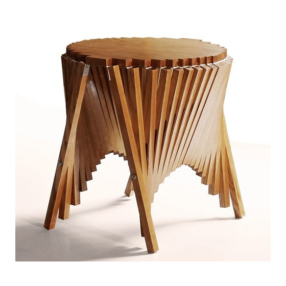 ROBERT VAN EMBRICQS - TAVOLINO RISING SIDE TABLE