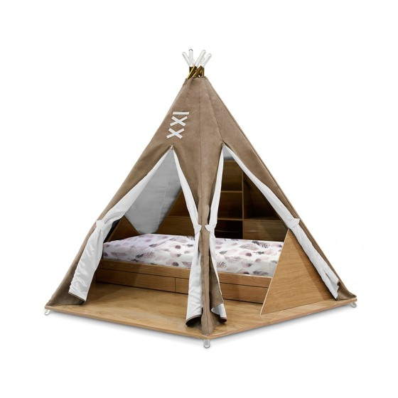 CIRCU - LETTO TEEPEE ROOM BED