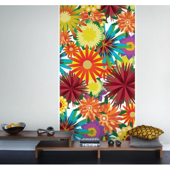 MR PERSWALL - CARTA DA PARATI Flower Power COLLEZIONE Urban Nature