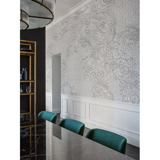 WALL&DECO' - CARTA DA PARATI SPOLVERO CONTEMPORARY WALLPAPER