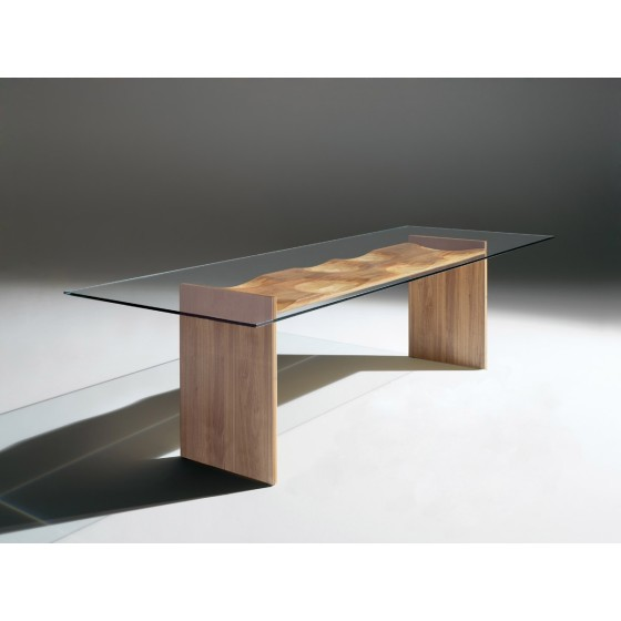 HORM - TAVOLO RIDDLE TABLE 200 X 100 H72 CM