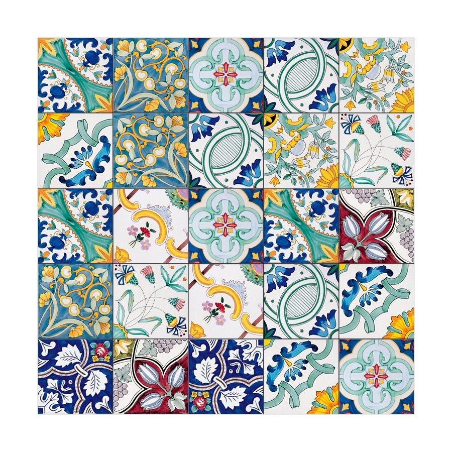 Francesco de maio ceramica di vietri m lange 39 900 - Ceramiche di vietri piastrelle ...