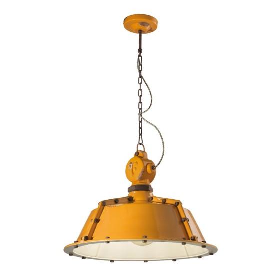 FERROLUCE - LAMPADA A SOSPENSIONE INDUSTRIAL C1720