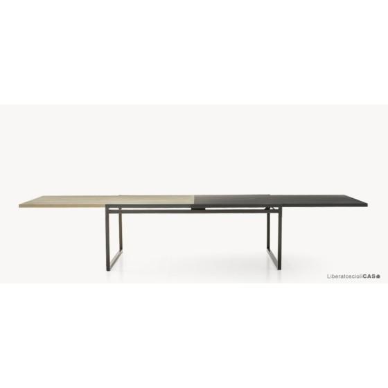 MOROSO - DOUBLE TABLE TAVOLO ALLUNGABILE