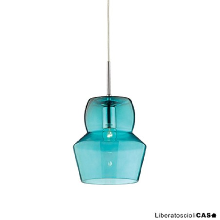 IDEAL LUX - ZENO SP1 BIG LAMPADA A SOSPENSIONE
