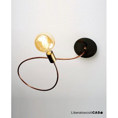 ZAVA - PATO LAMPADA A SOFFITTO