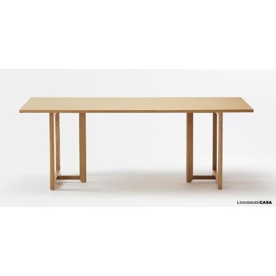 ZILIO A&C - Seleri table TAVOLO IN ROVERE NATURALE 200CM