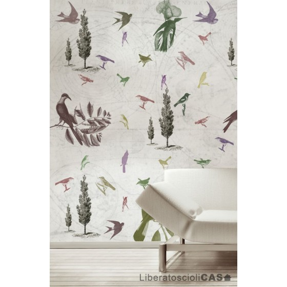 CARTA DA PARATI NATURALIS Countryside WALLPEPPER
