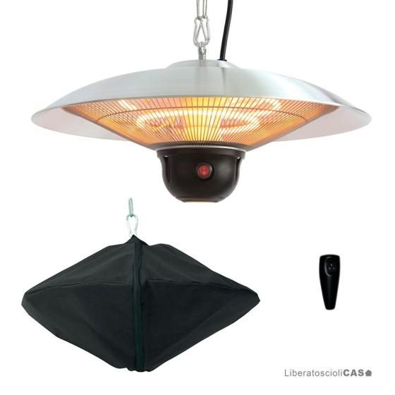 LAMPADA RISCALDANTE E LUCE LED PHOEBE- ELETTRO LIVING